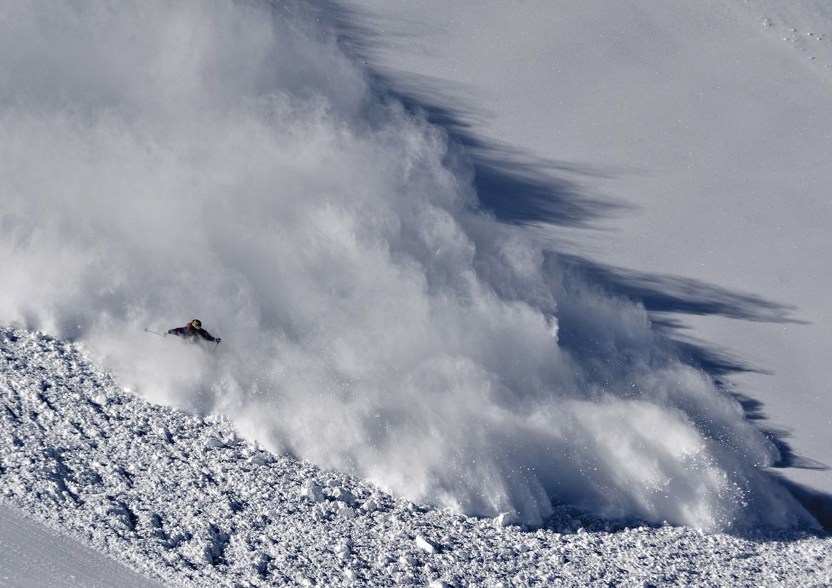 Avalanche risks are growing for inbound skiers. Here's how to stay safe.