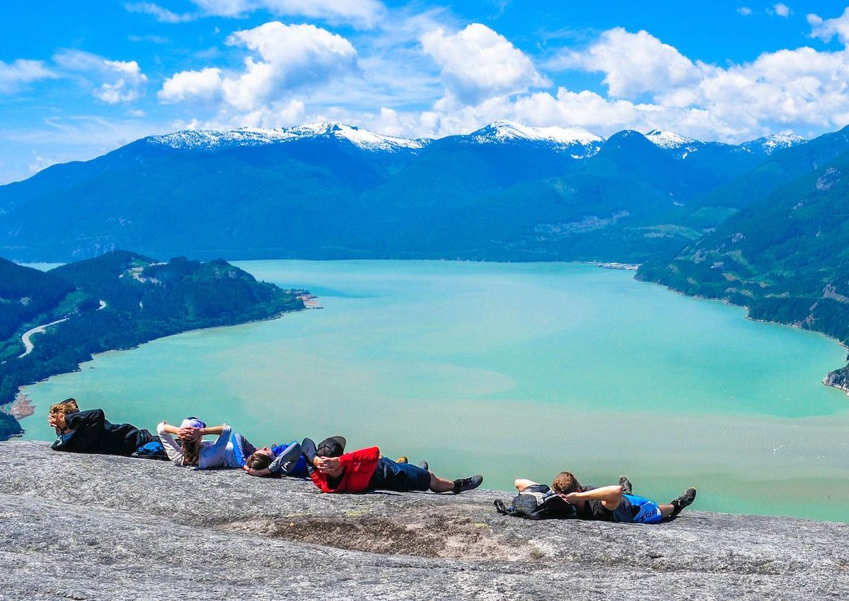 Stunning stops along the Sea to Sky Highway from Vancouver to Whistler