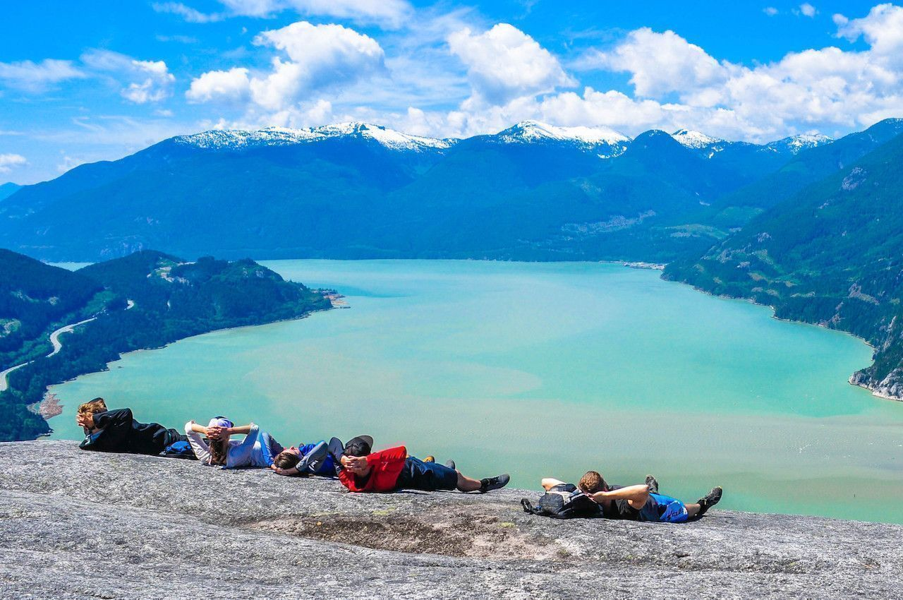 Sea to Sky Highway highlights in BC