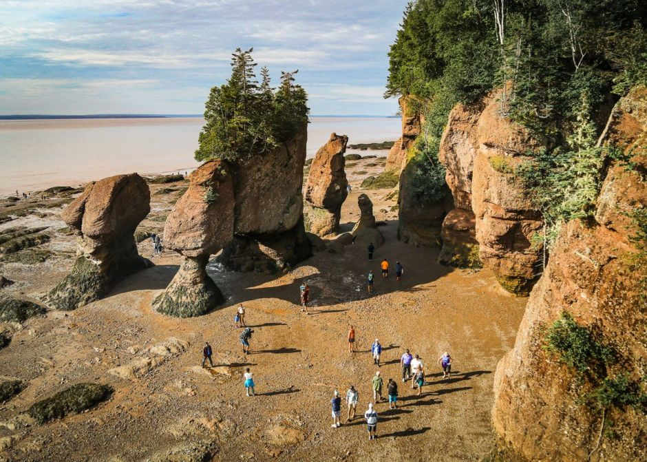 Road trip itinerary for seeing the best of New Brunswick
