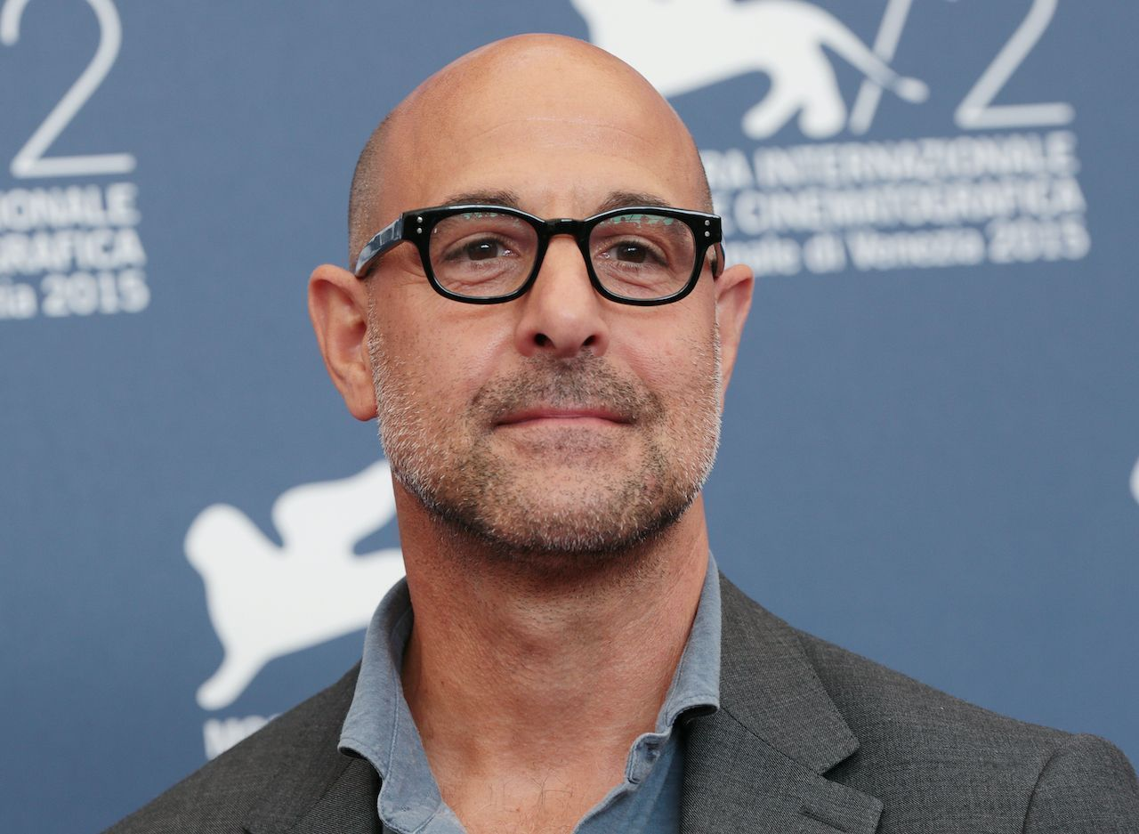 Stanley Tucci Italy travel show