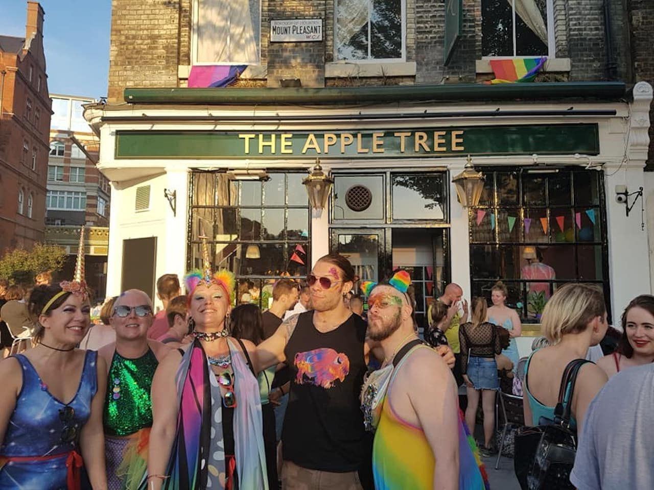 The Apple Tree London