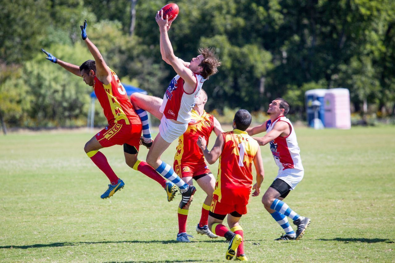 Need to know about Aussie football