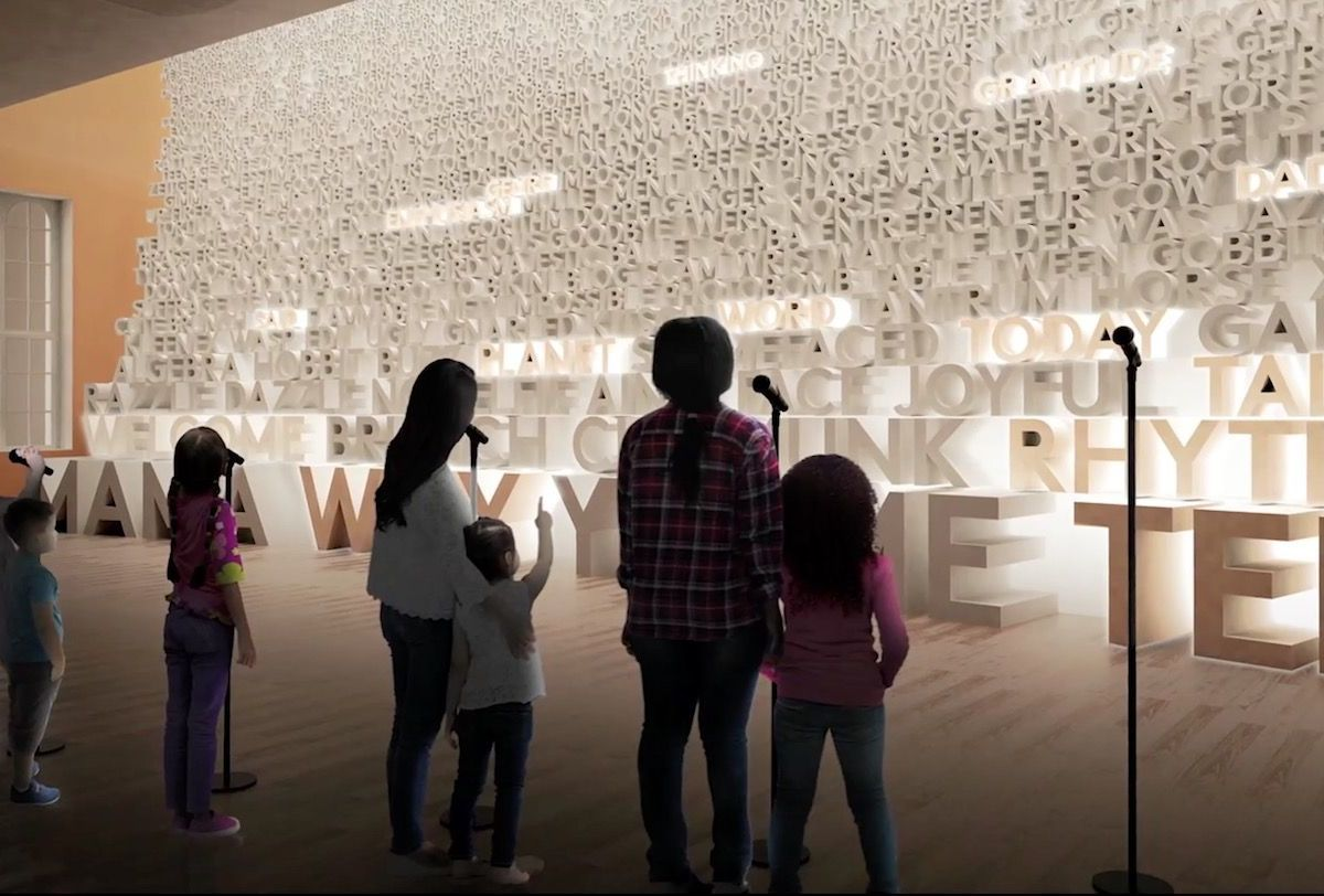 A museum dedicated entirely to words and language is opening in Washington, DC