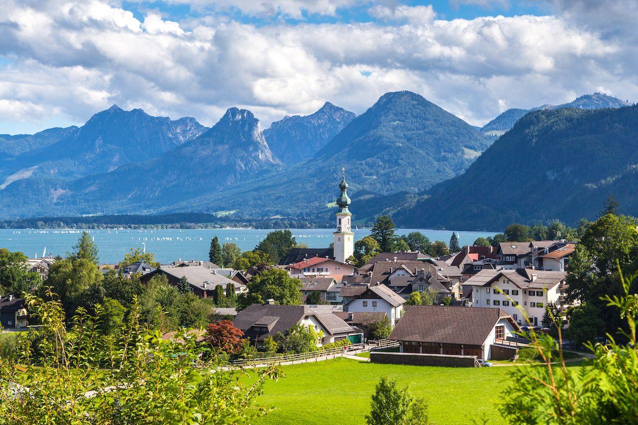 Most beautiful villages in Austria
