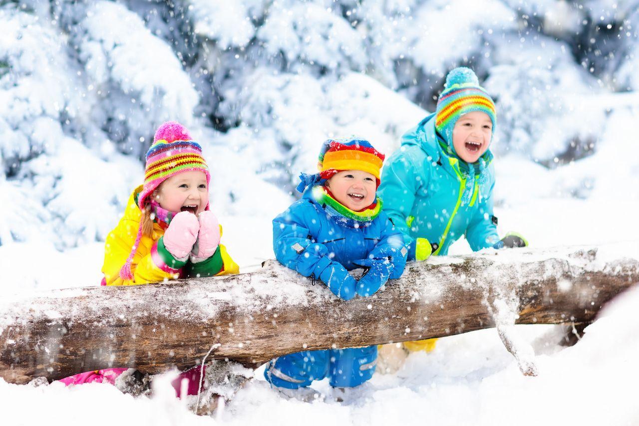 Benefits of Nordic outdoor naps