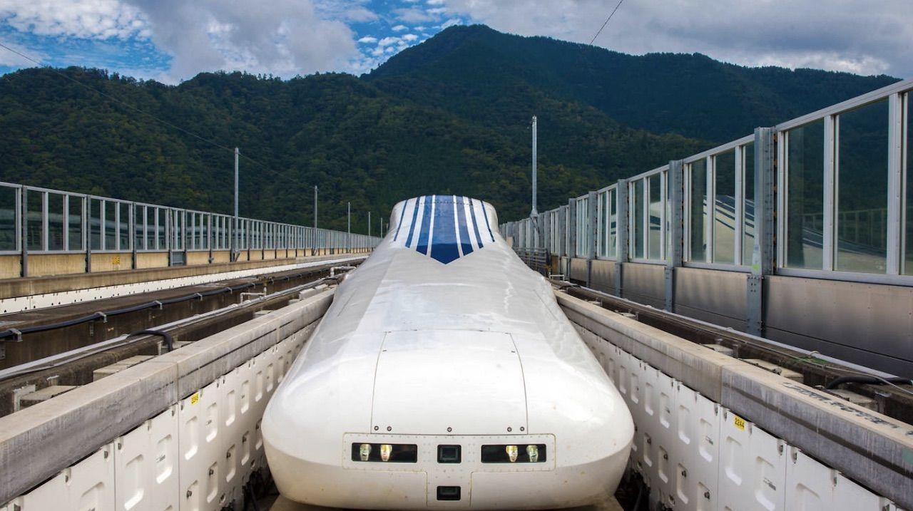 New Shinkansen will travel at 311mph