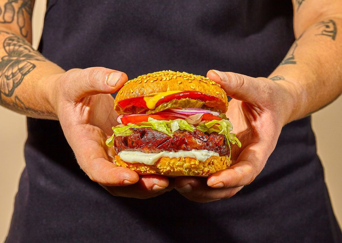 For the future of plant-based burgers, chefs are looking to ancient history
