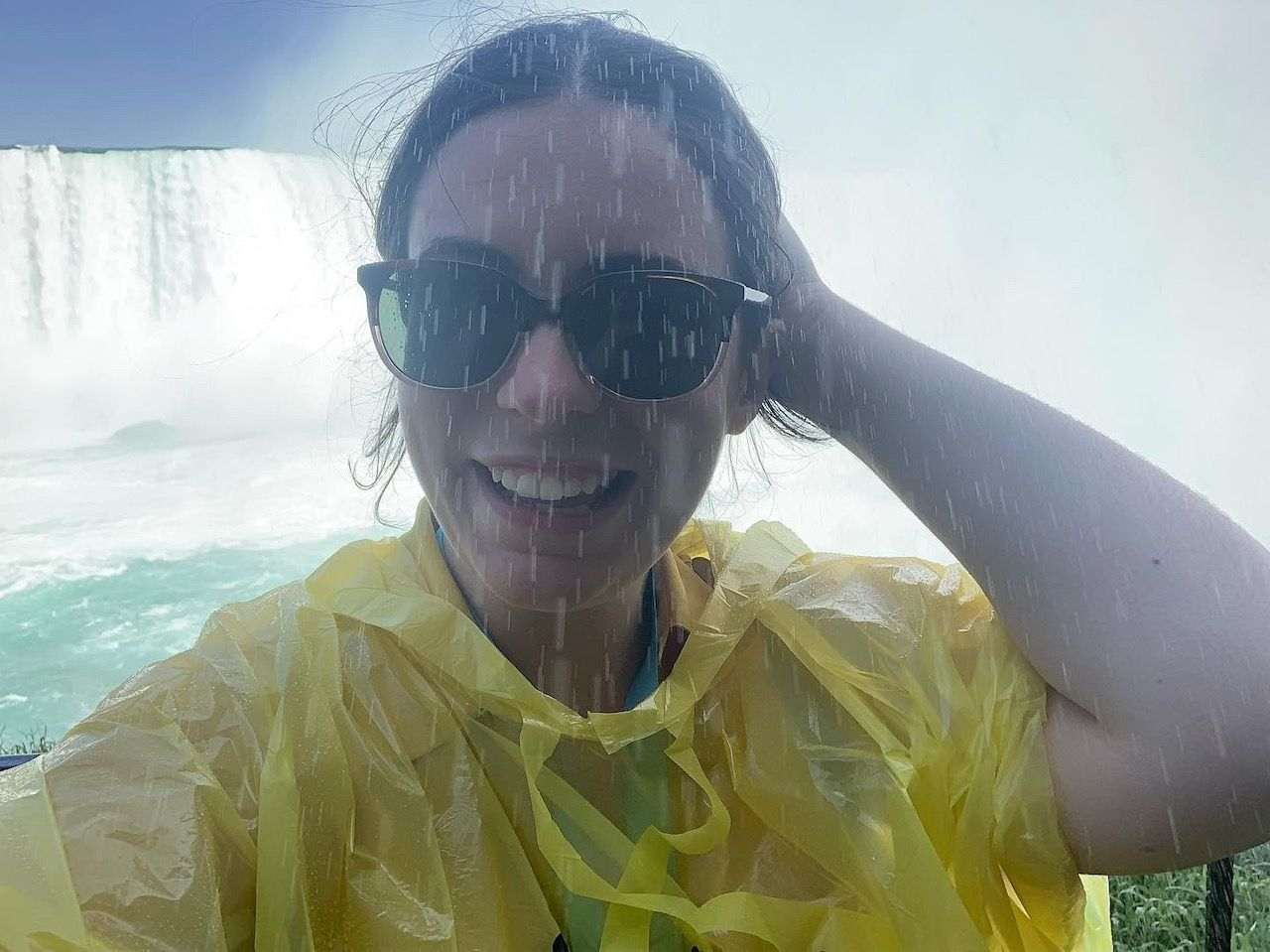 niagra falls, laura reilly