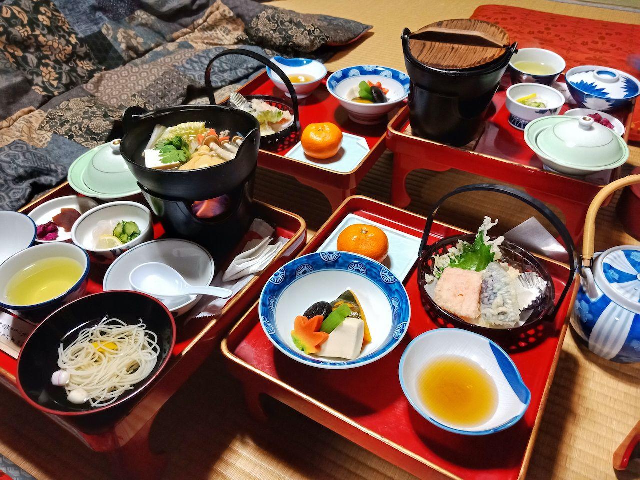 shojin ryori, apanese Buddhist cuisine