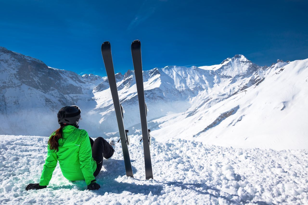 Best local ski resorts near Zurich