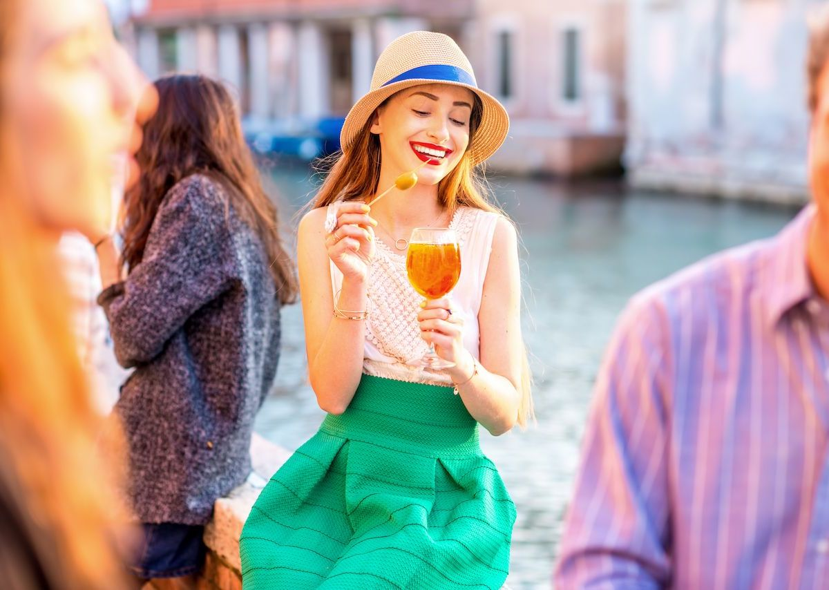 Understanding the art of Italy's aperitivo hour