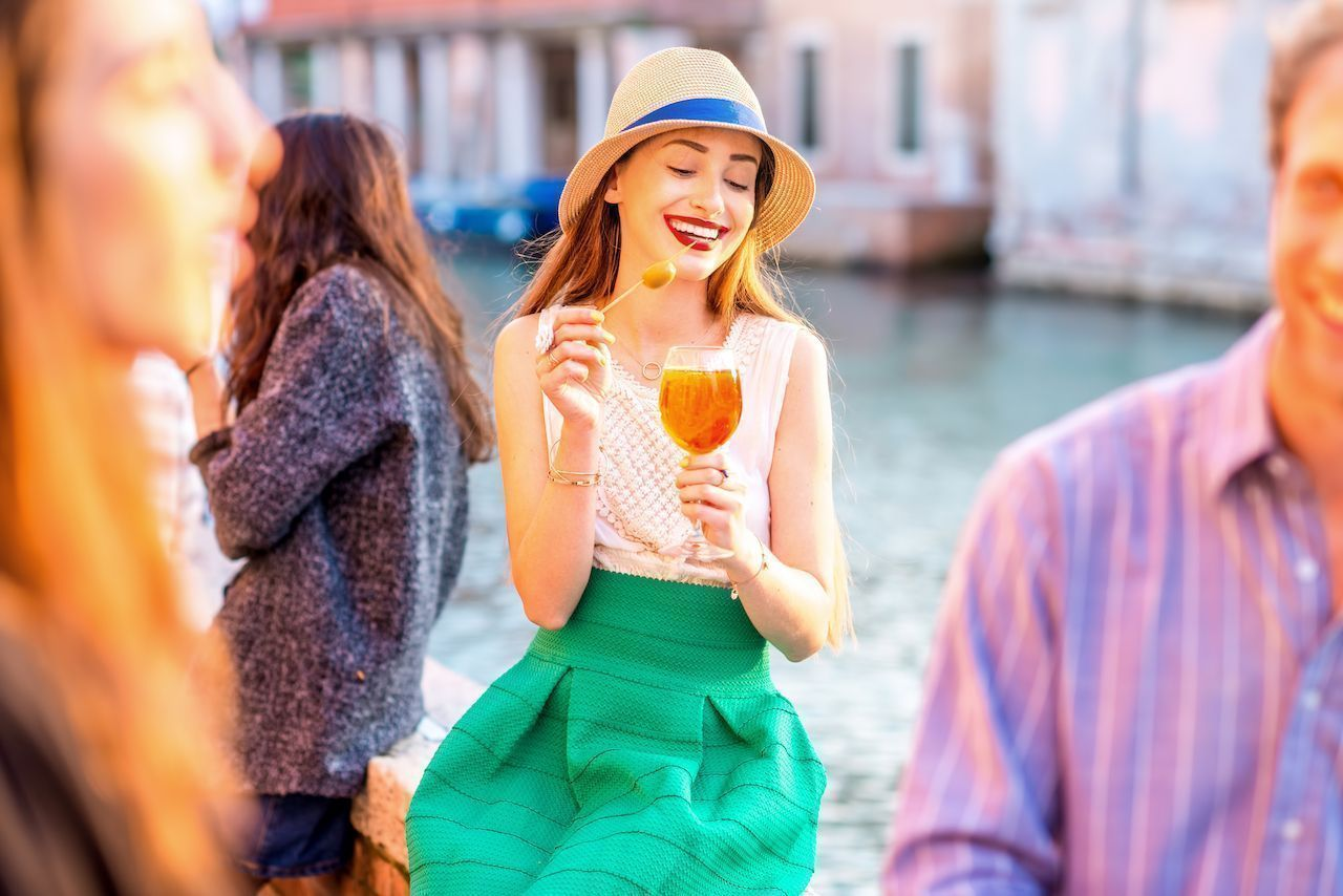 What is Italy s aperitivo hour?