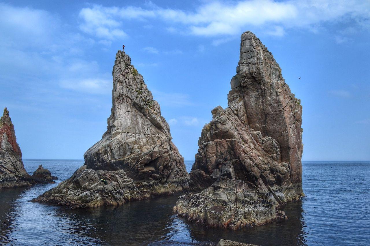 01 Tory Island freesolo