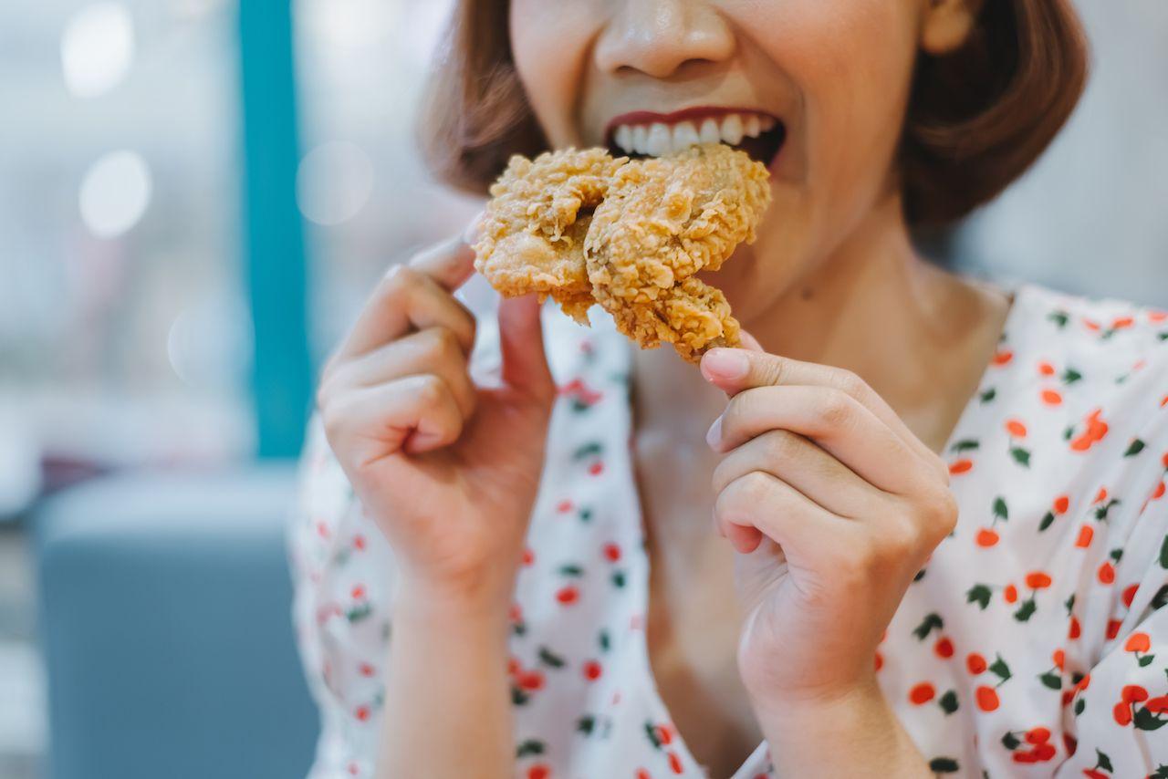 Fried chicken around the world