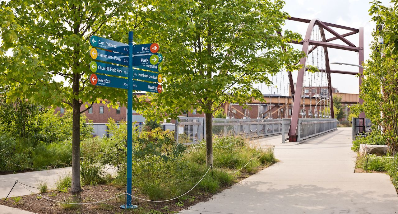Chicago's Bloomingdale Trail