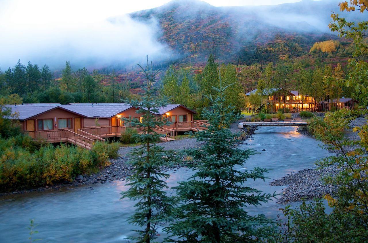 3 days at Denali Backcountry Lodge