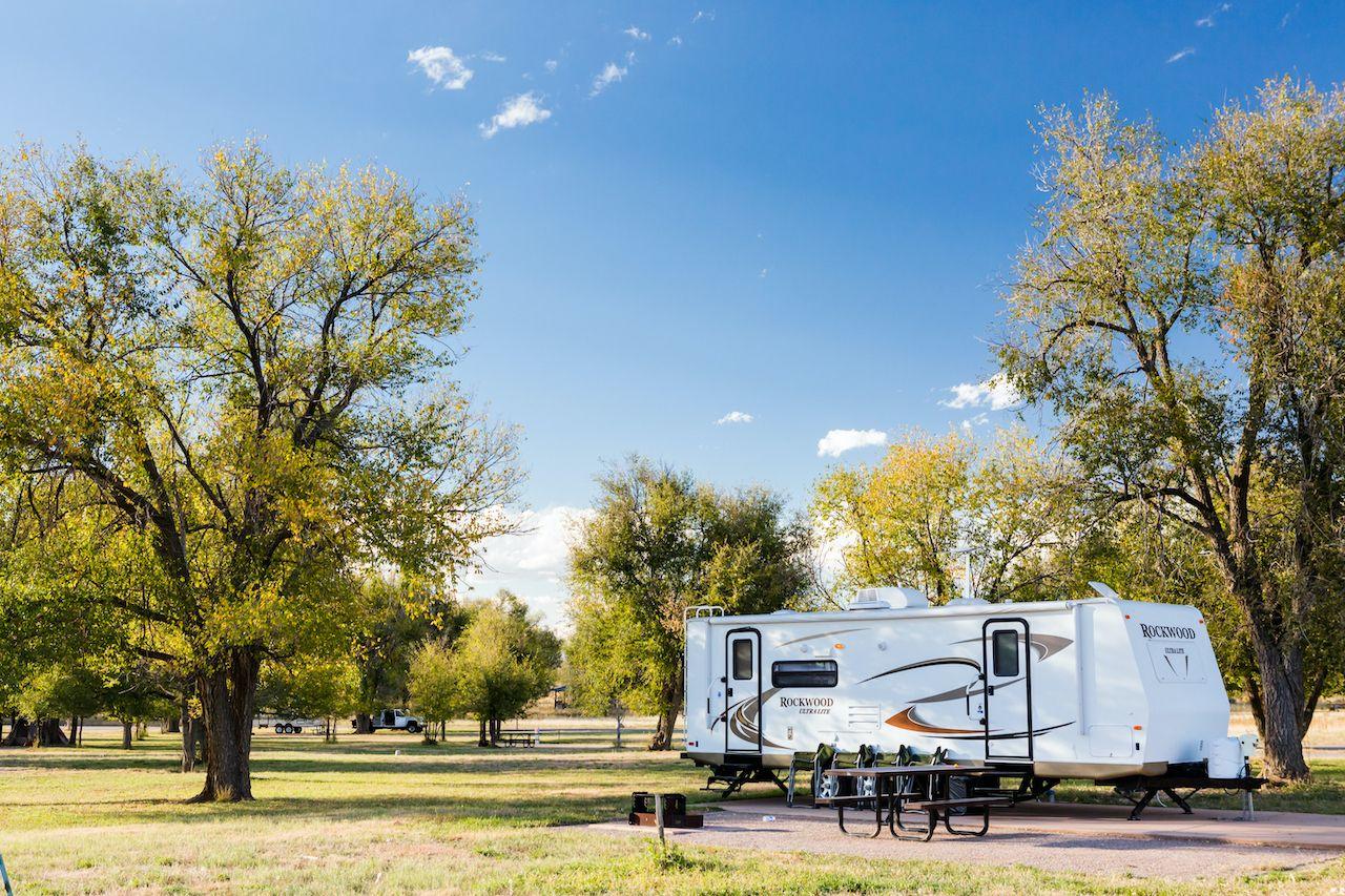 State parks as COVID quarantine