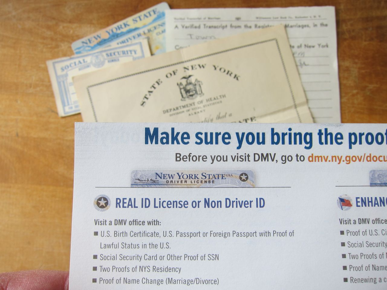 Real ID deadline extended by a year