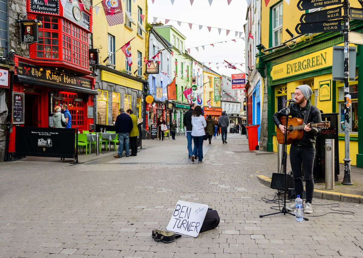 Best things to do in Galway