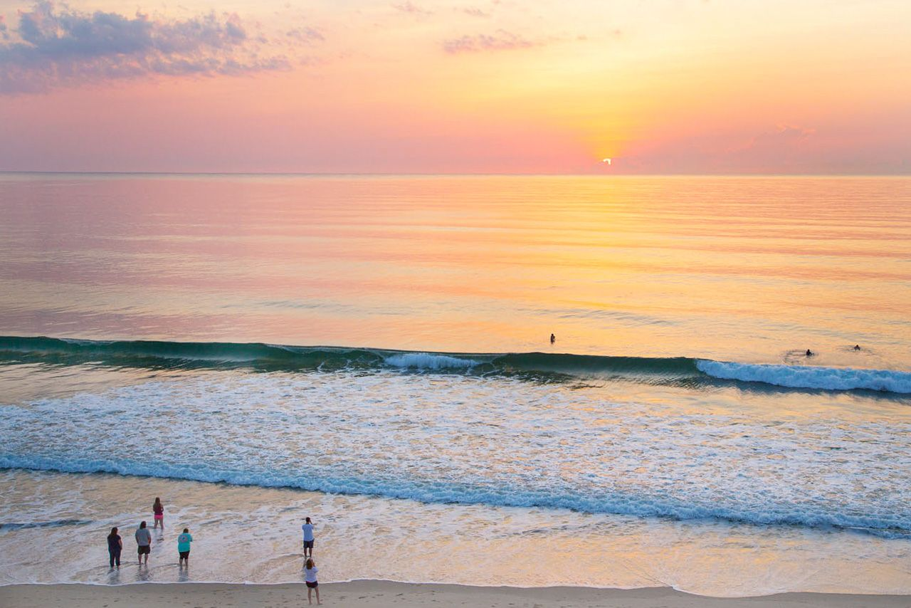 7 perfect sunrises and sunsets on the Outer Banks of North Carolina