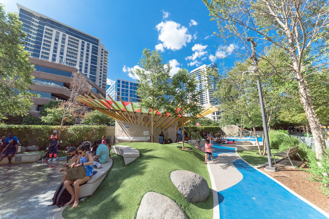 The best elevated parks around world