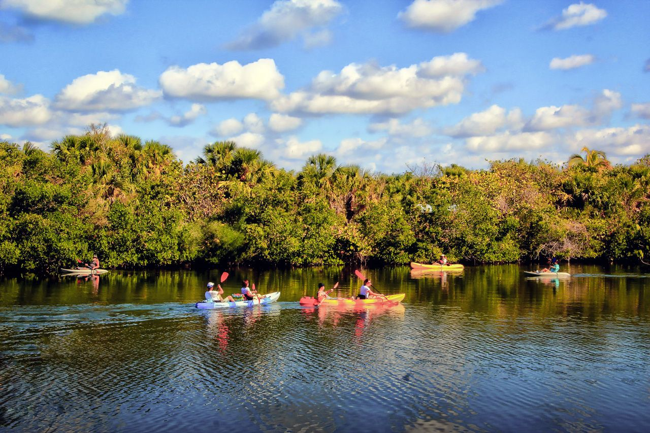 Paddling guide: Where, when, and how to kayak and SUP on The Beaches of Fort Myers & Sanibel