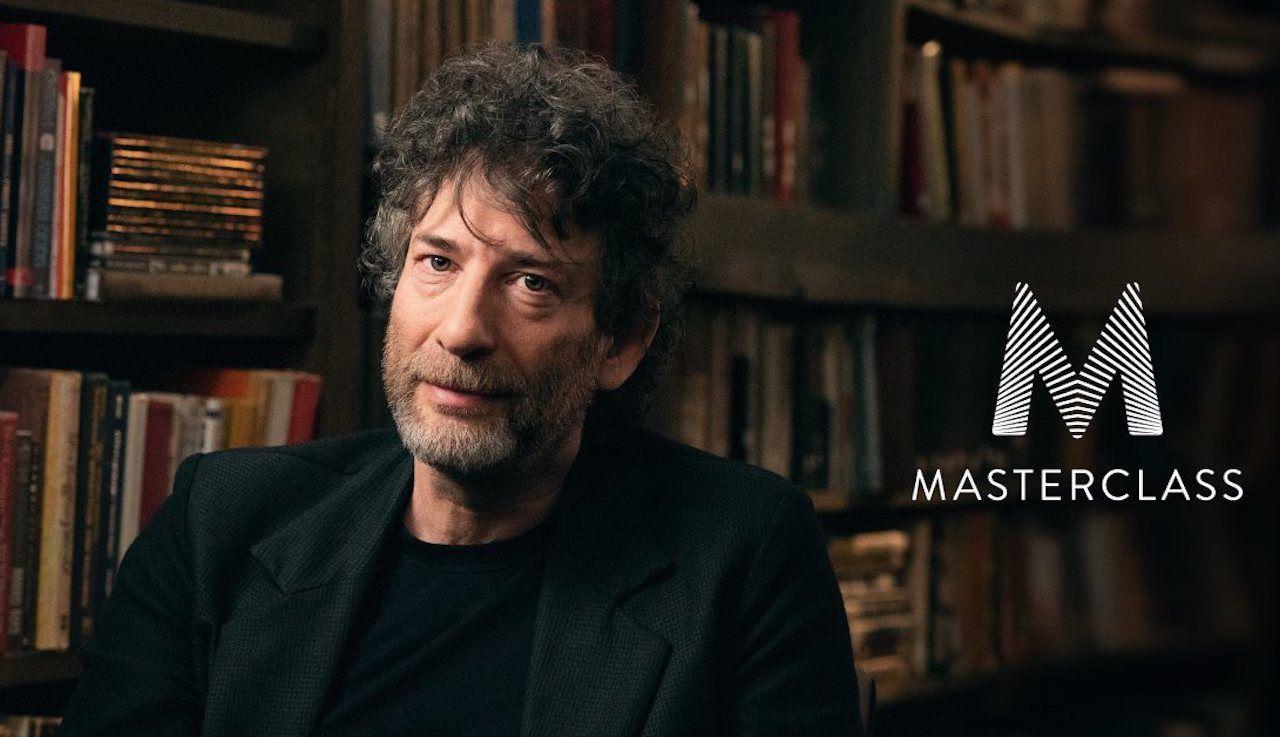 MasterClass Neil Gaiman