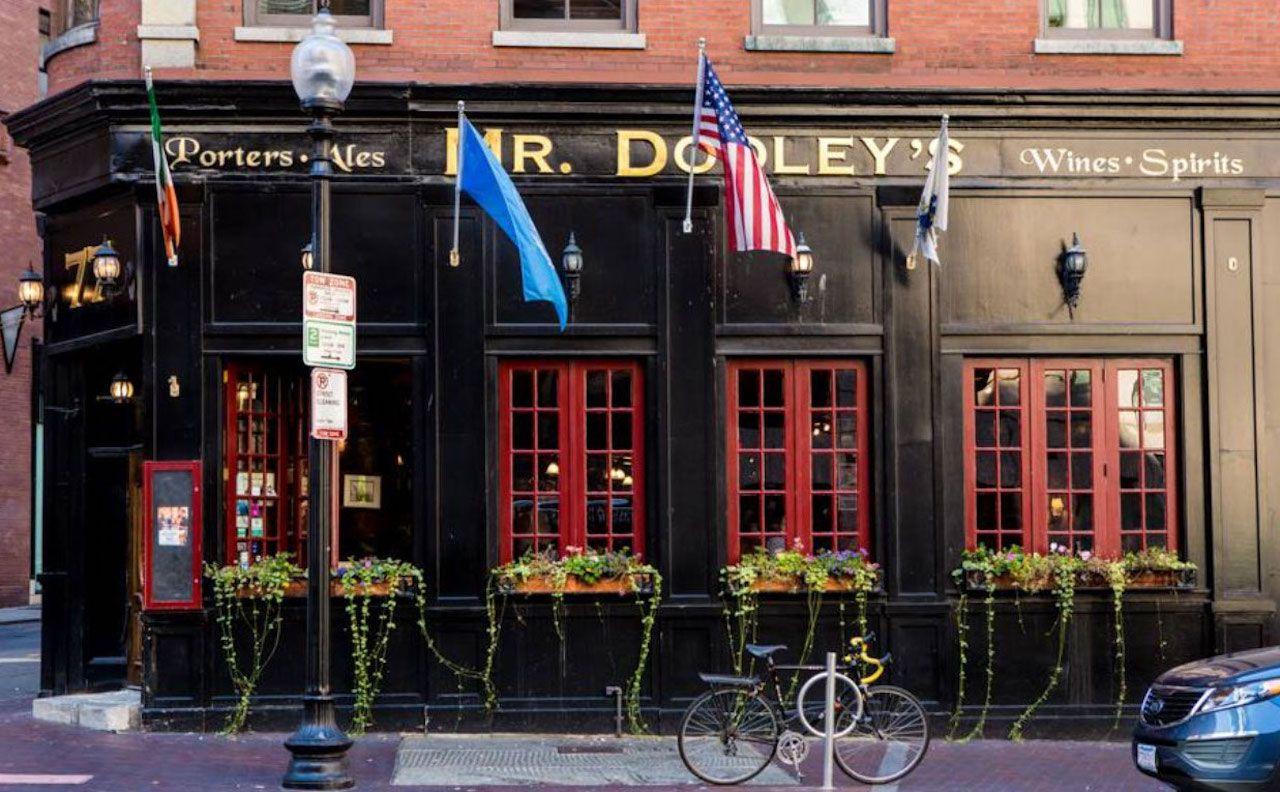 Mr. Dooleys Boston Tavern