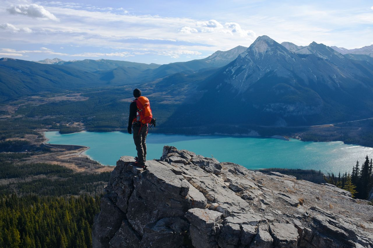 How to stay calm in the backcountry