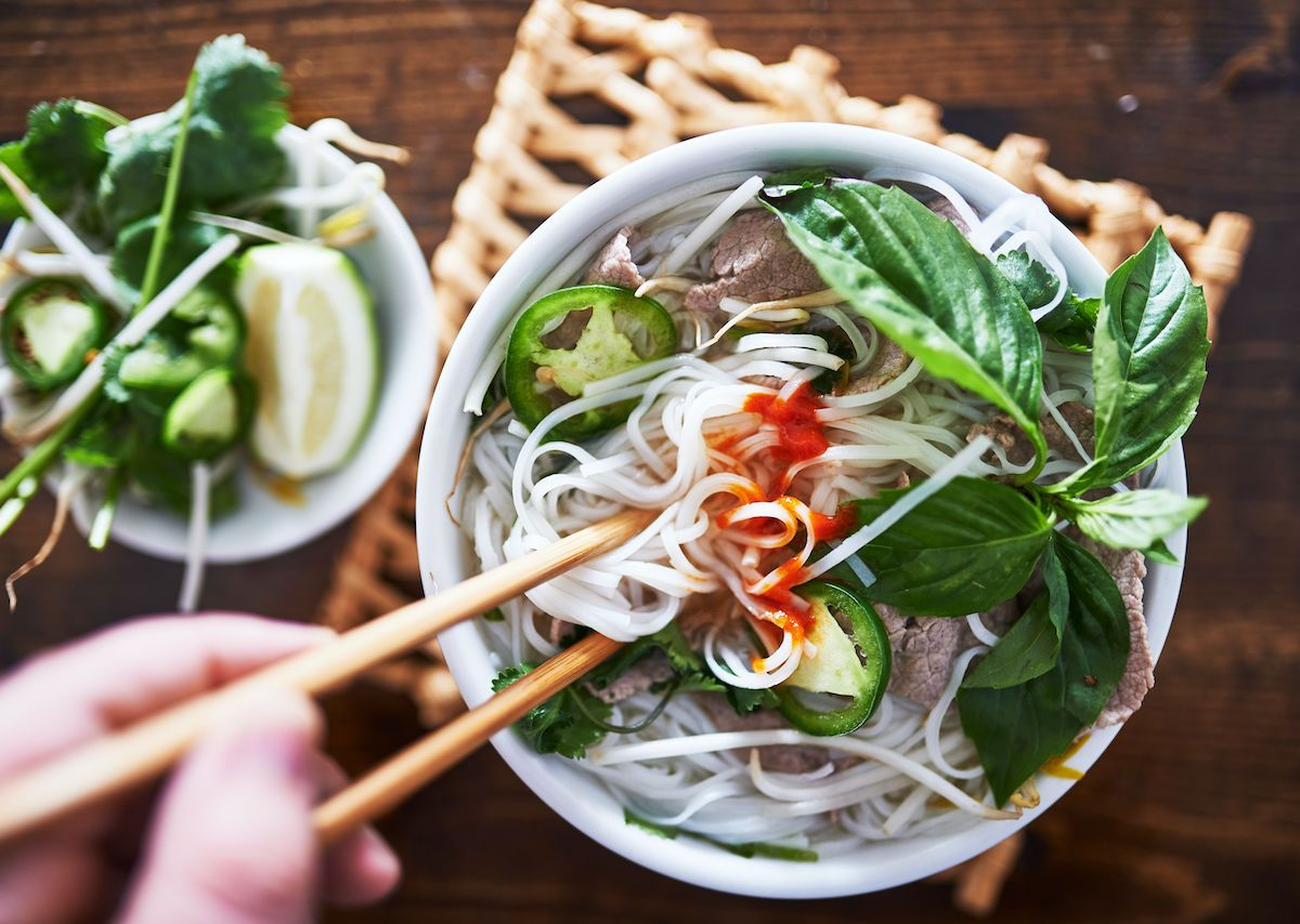 There is no such thing as Asian broth