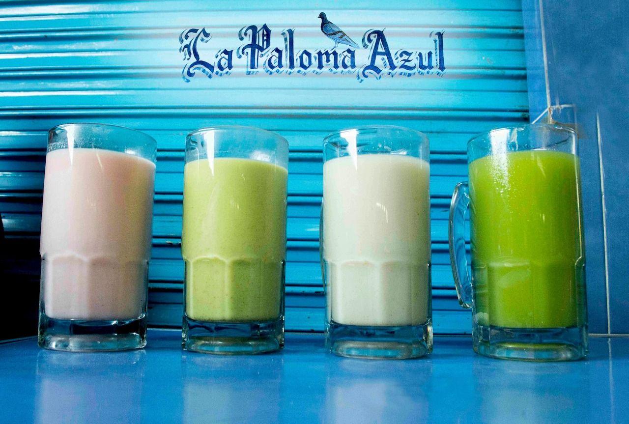 Pulqueria La Paloma Azul