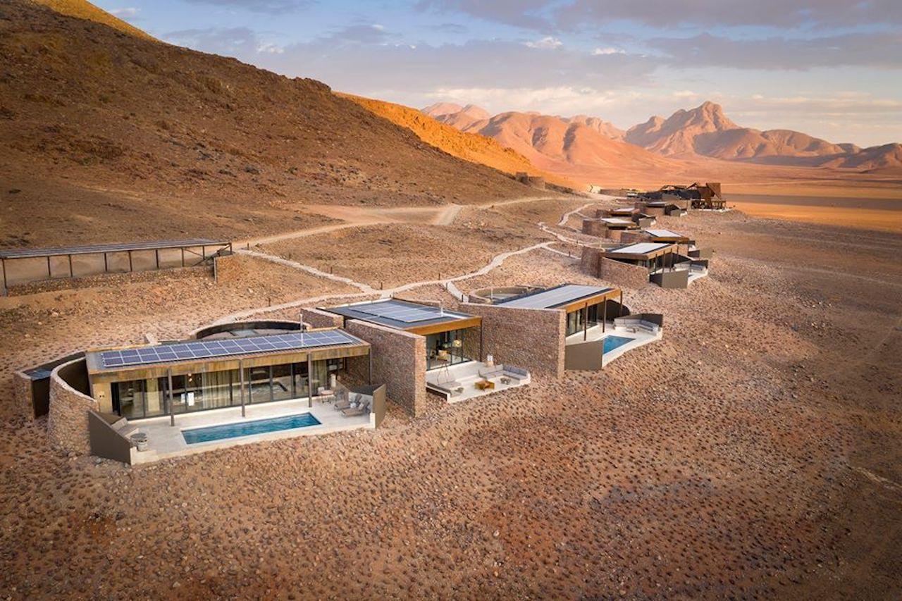 Best desert hotels in the world
