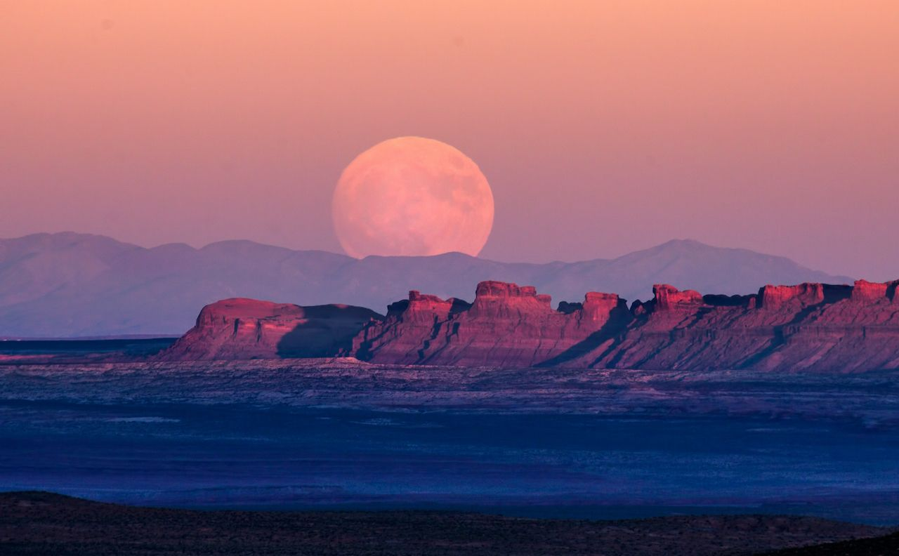 Second supermoon of 2020 on March 9