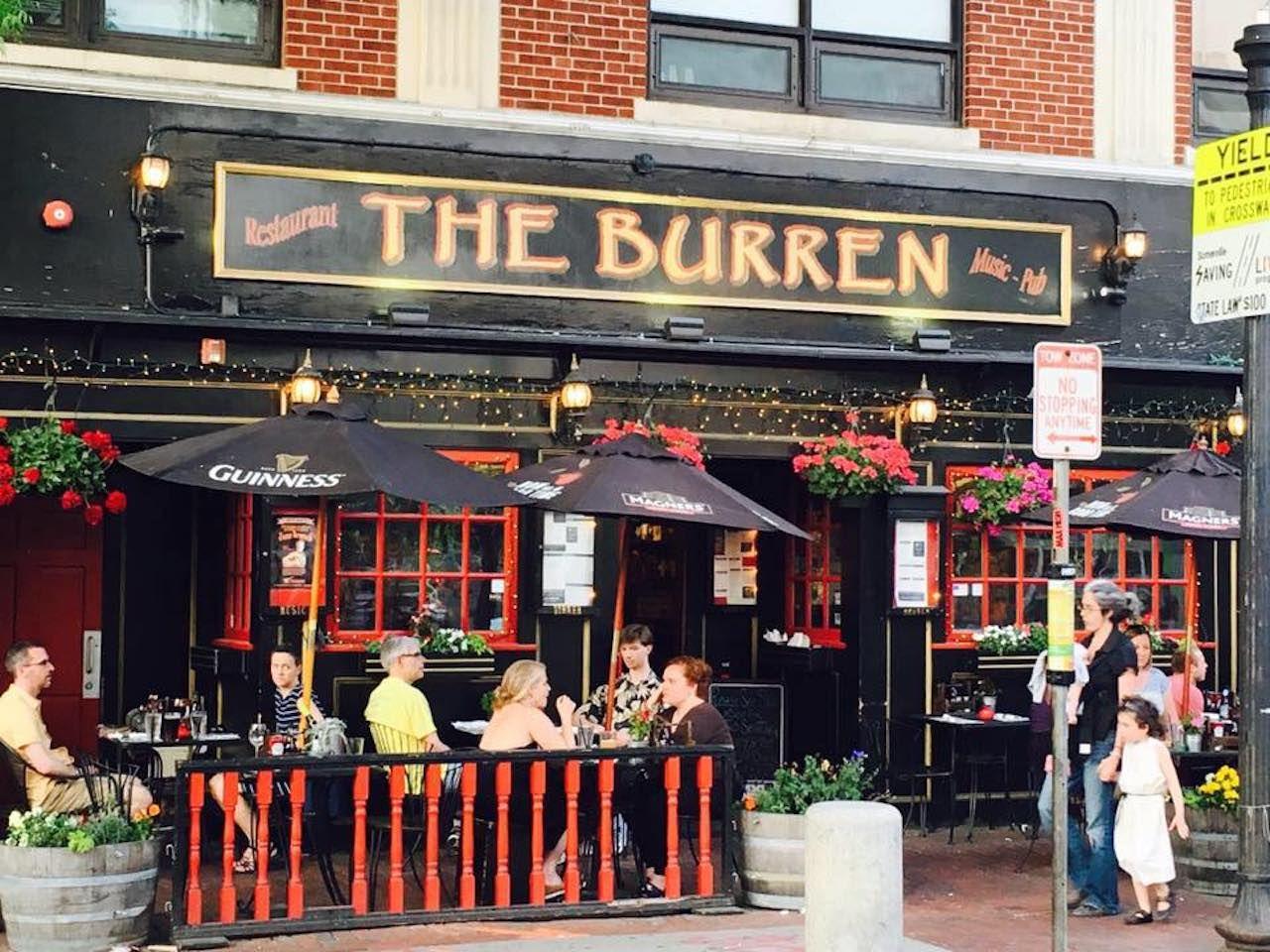 Best Irish bars and pubs in Boston