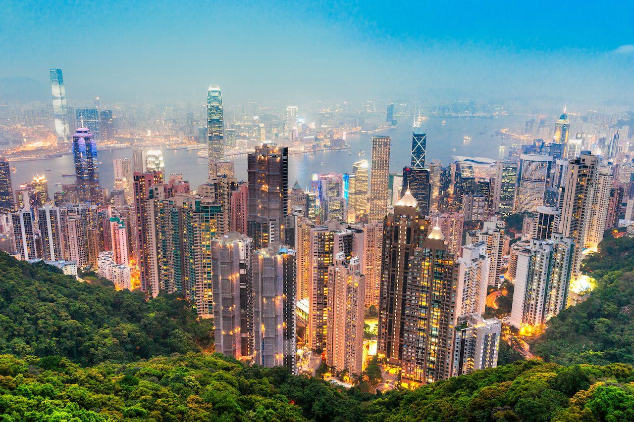 Travel after changing Hong Kong laws