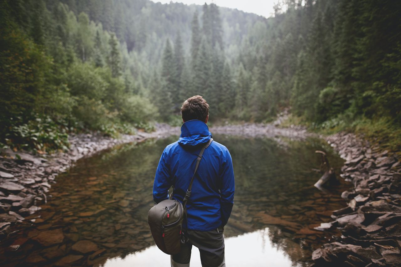 How to find wilderness areas