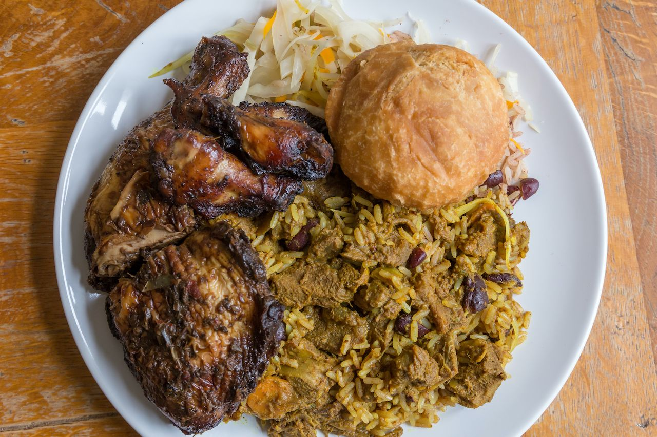 A match made in heaven.. The post Jamaica's jerk and festival bread is the ultimate Caribbean pairing appeared first on Matador Network..