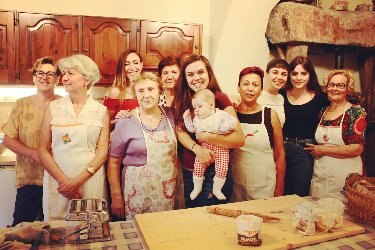 Nonna Nerina pasta experience