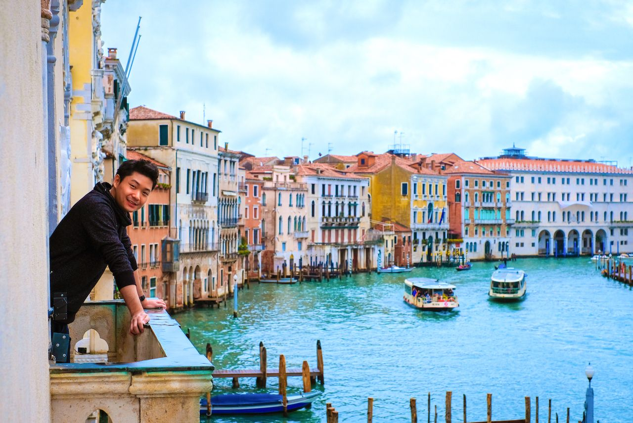 Yes you should visit Venice