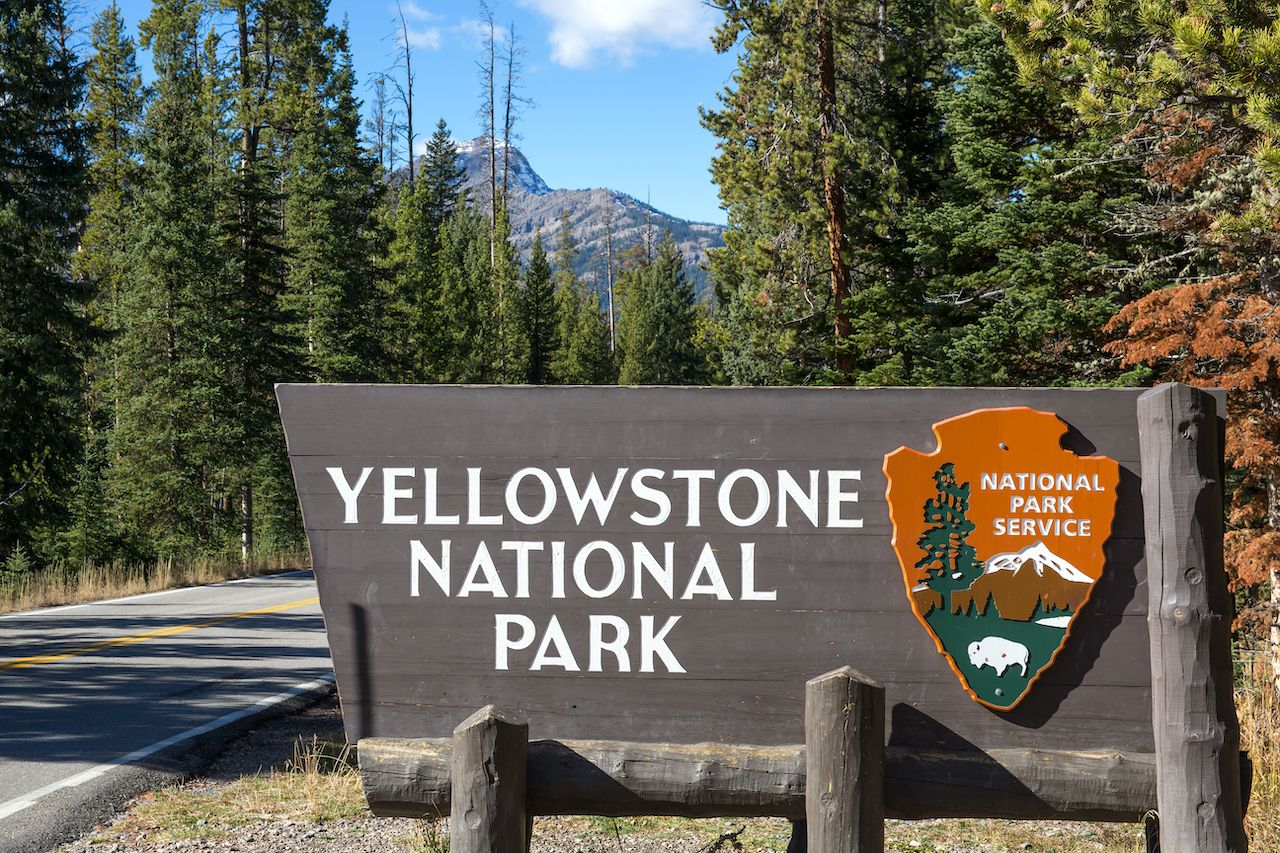 National parks closing for COVID-19