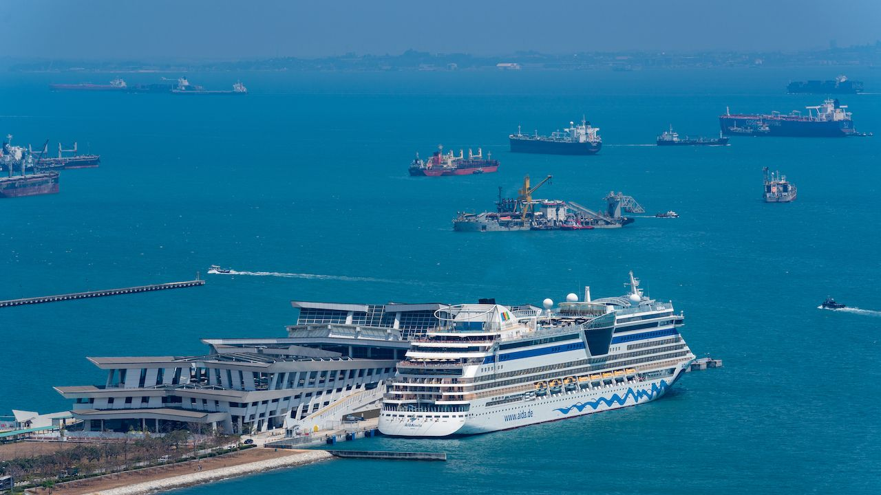 Cruises with COVID-19 to stay at sea
