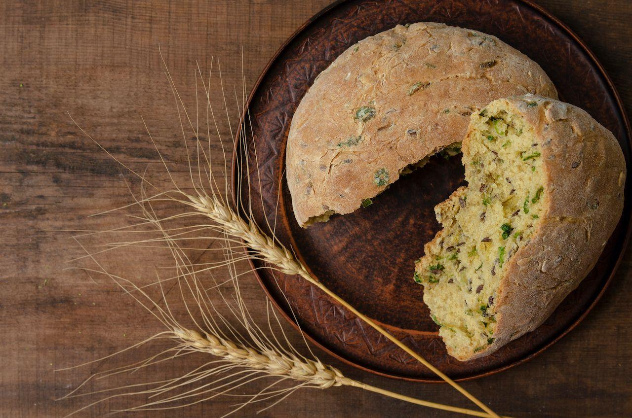 Australian Damper Loaf