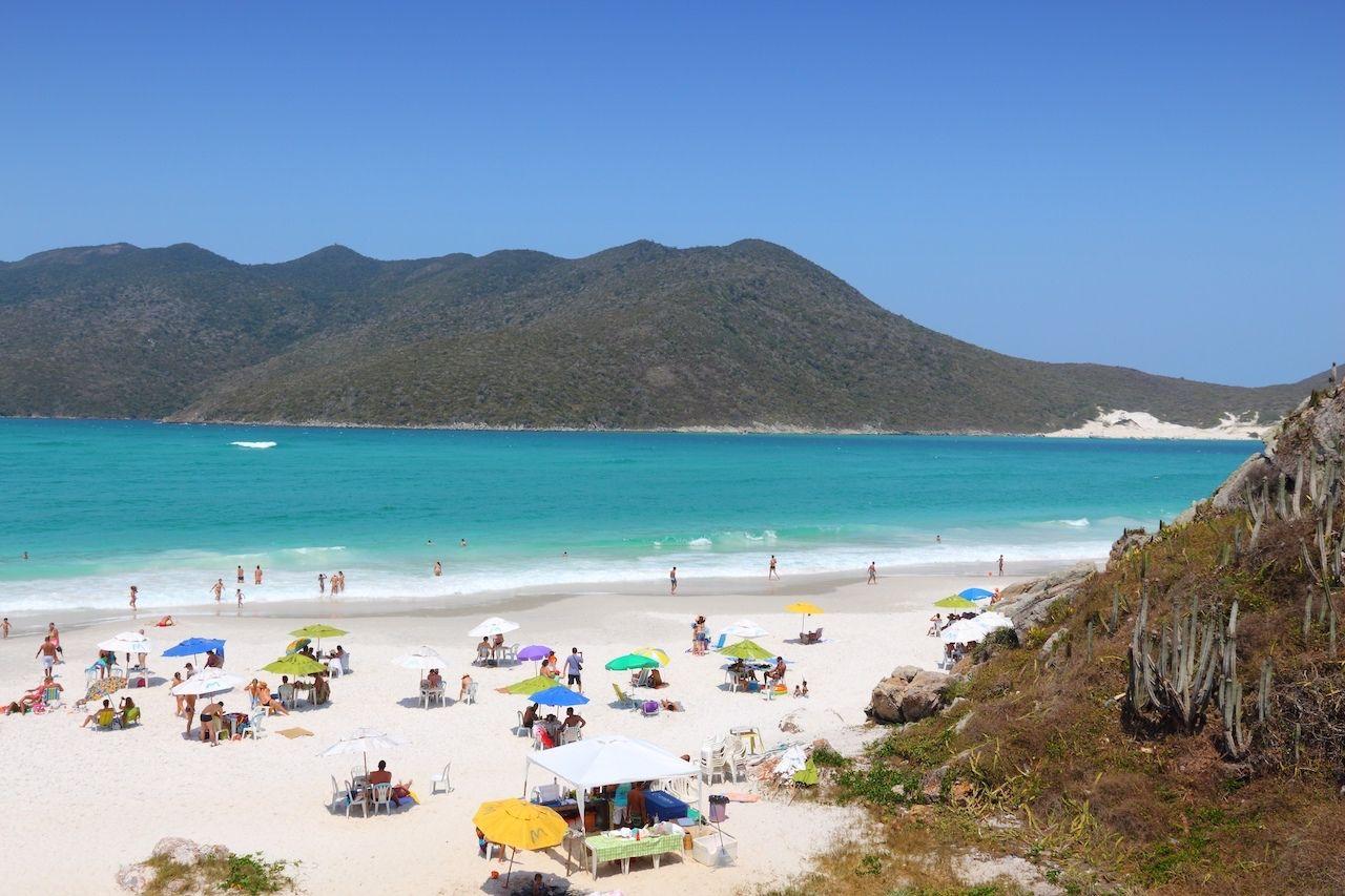 Cabo Frio Prainhas beach