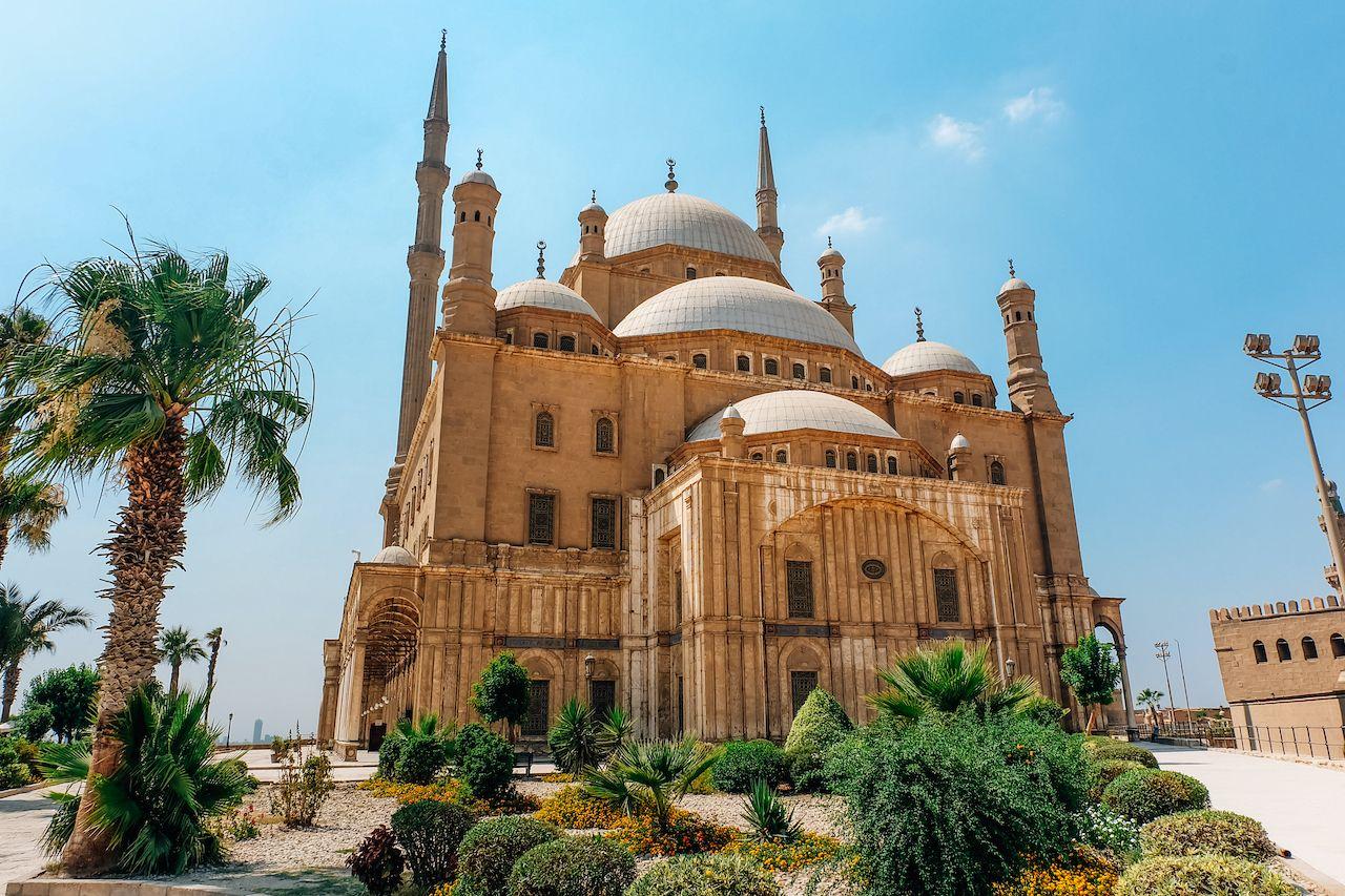 Cairo Citadel in Egypt