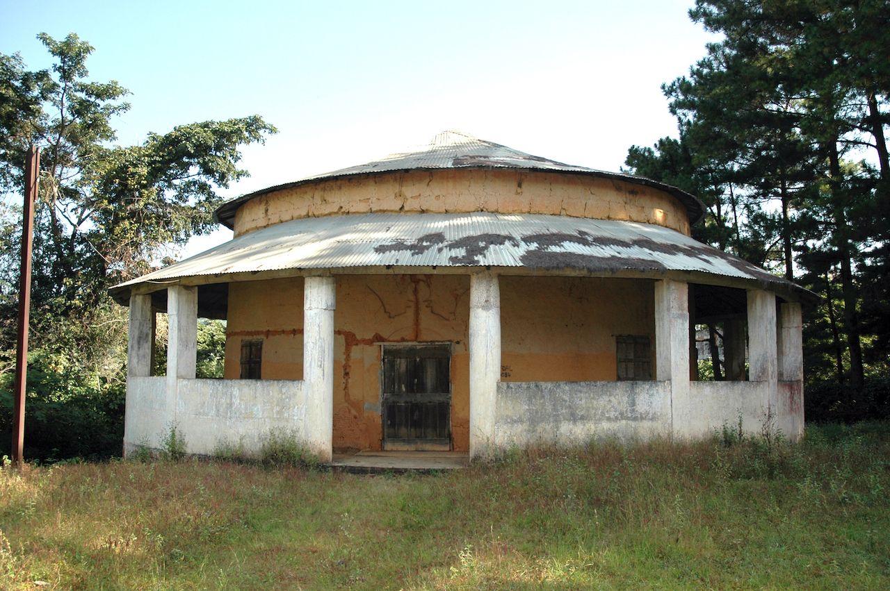 Casa a Palabres in Guinea