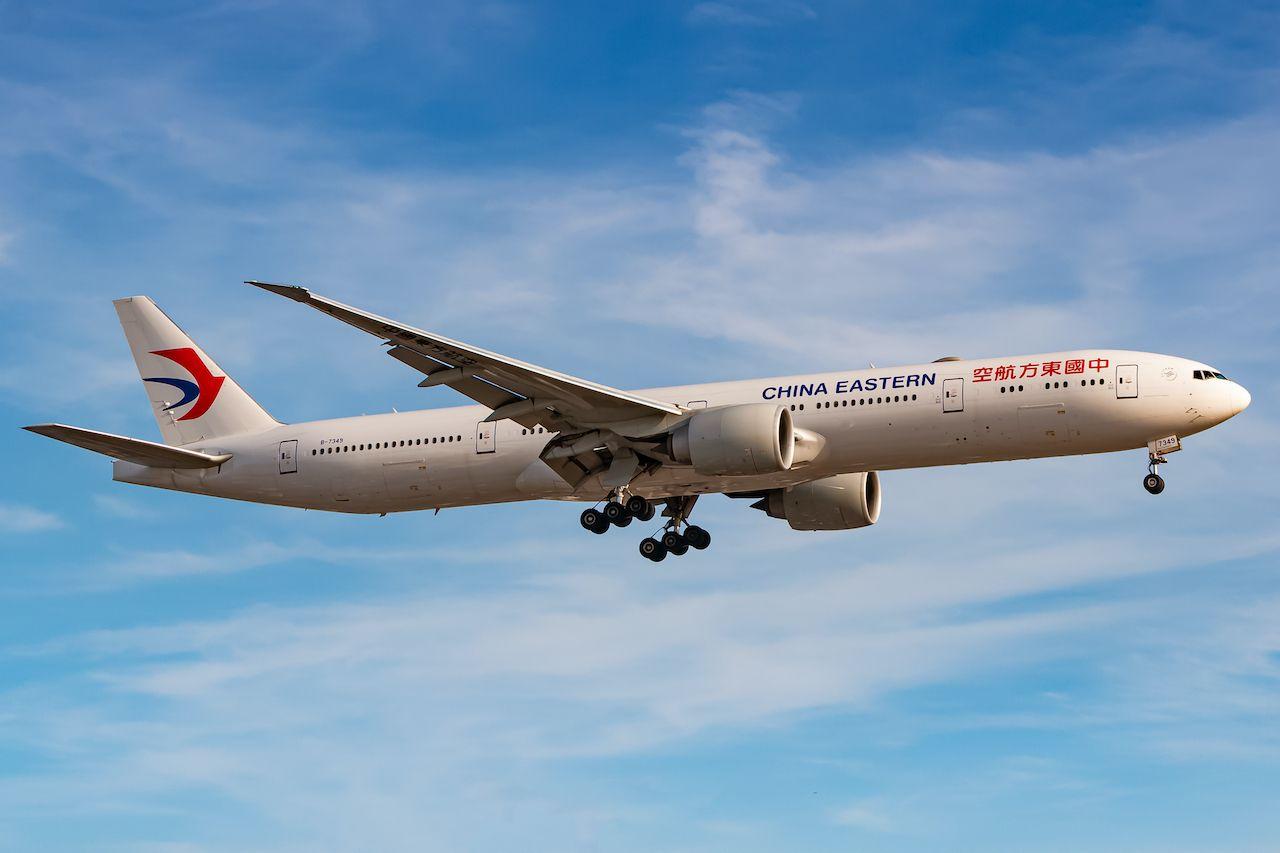 Beijing flight bookings surge