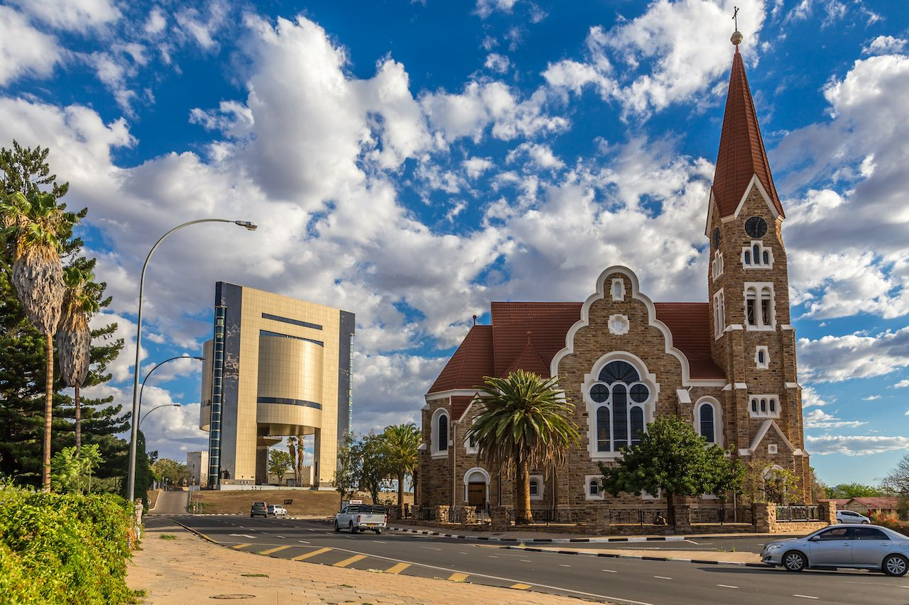 Christuskirche in Namibia