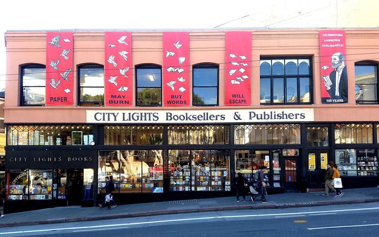 SF s City Lights bookstore may close