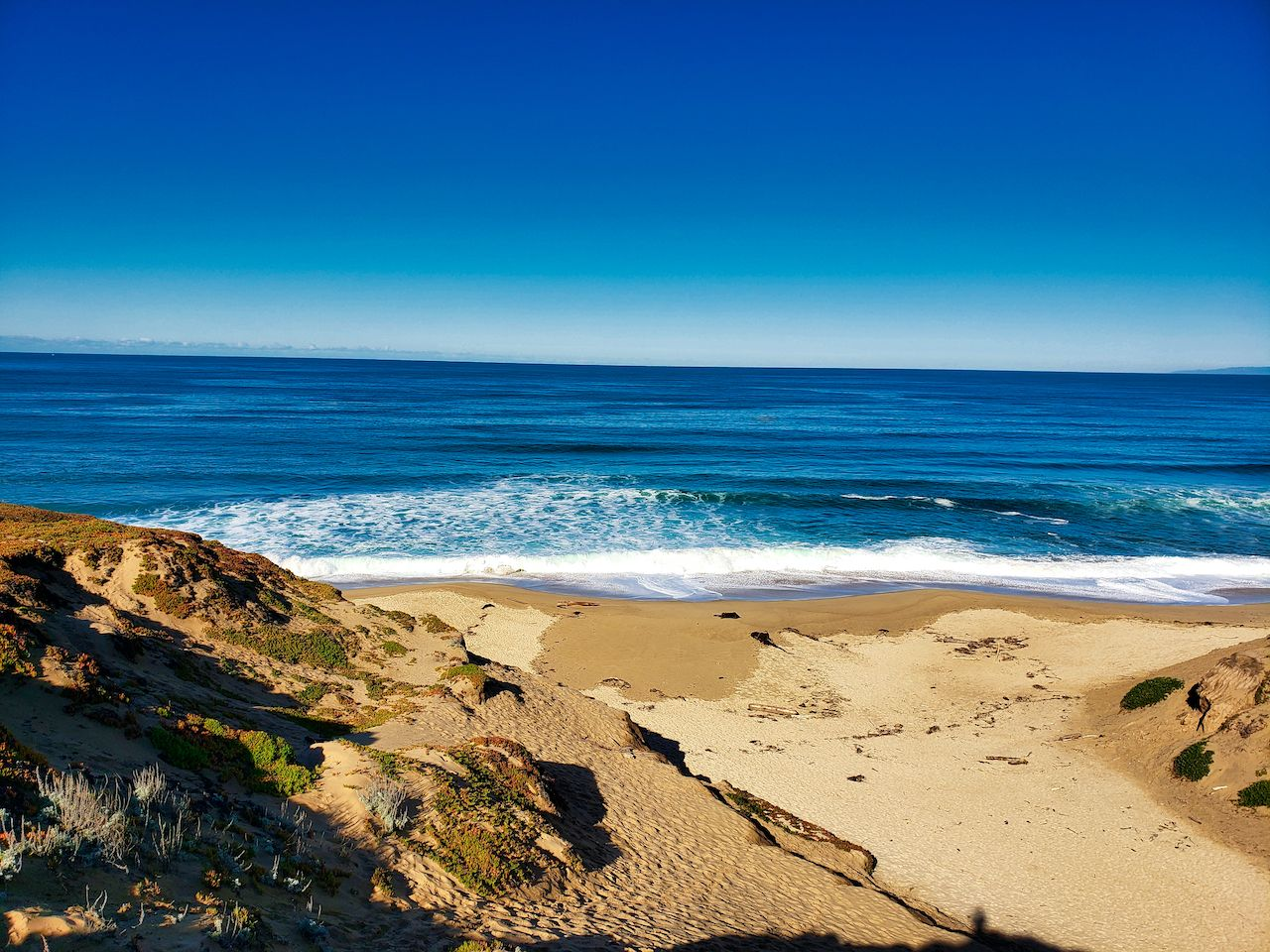 Fort Ord Dunes State Park campground